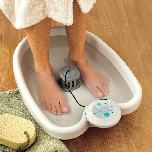 Can Taking Ionic Foot Baths Relieve Chronic Pain